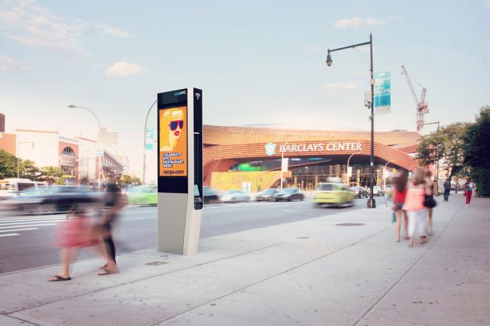 El plan de Nueva York para cambiar las cabinas de teléfono por redes wifi