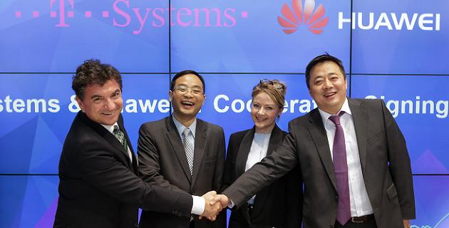 Huawei-T-Systems-acuerdo-nube