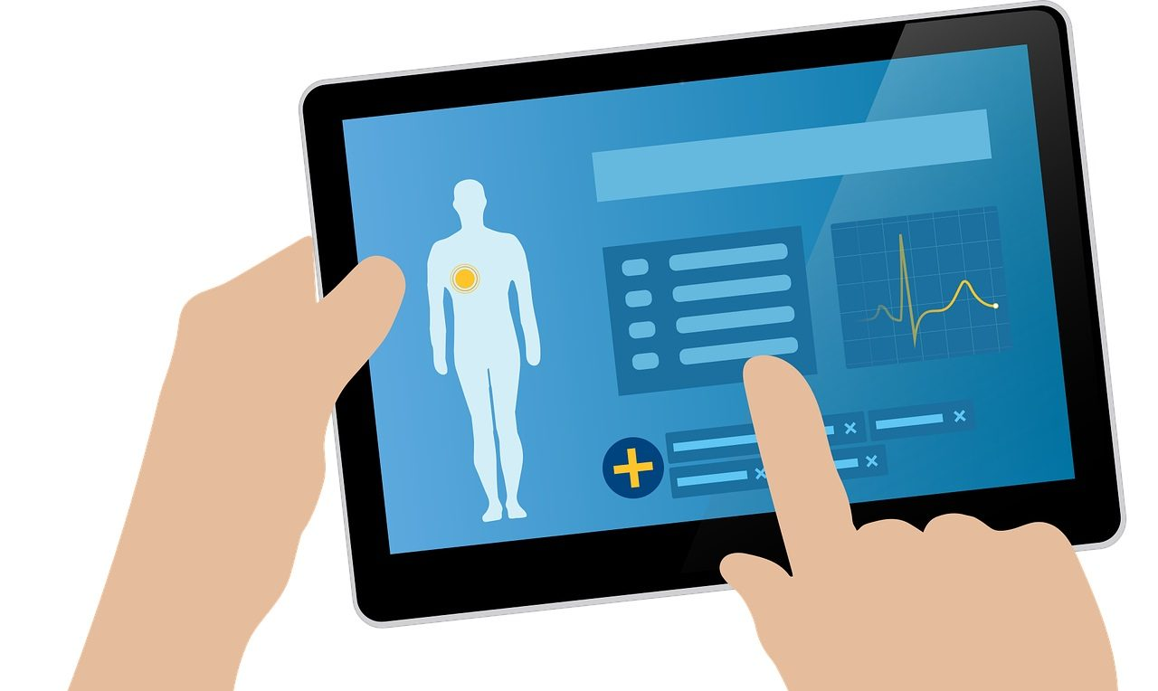 eHealth tablet