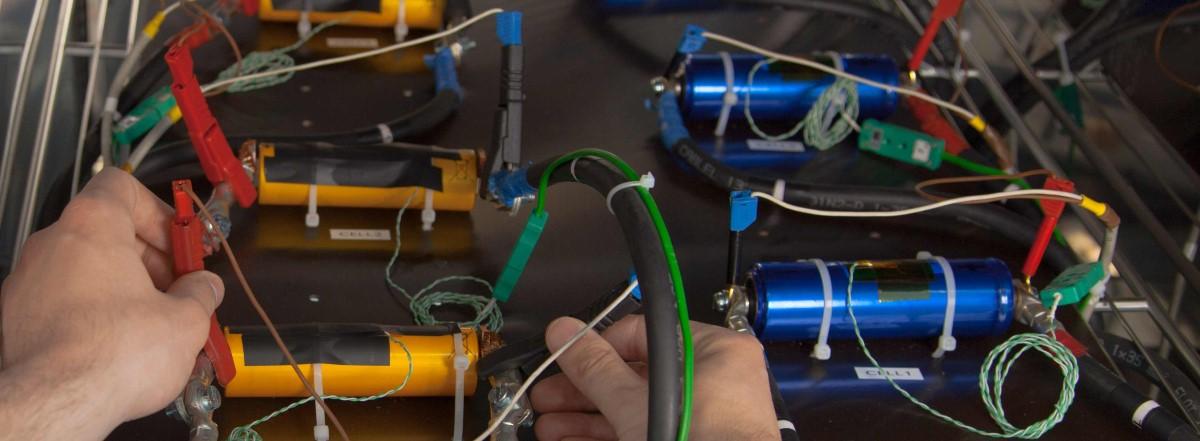 Baterias ecaiman coche electrico